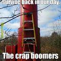 Take that boomer
