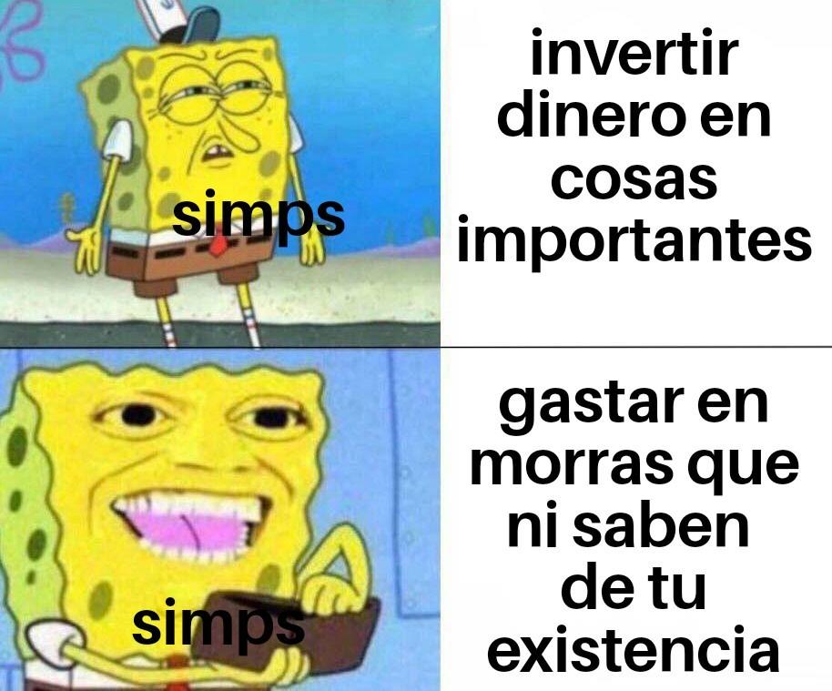 Simps:definicion - meme