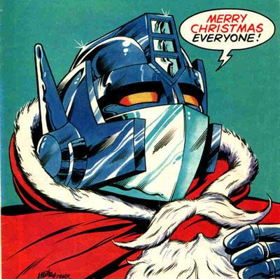 feliz navidad señoras y señores - meme