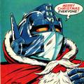feliz navidad señoras y señores