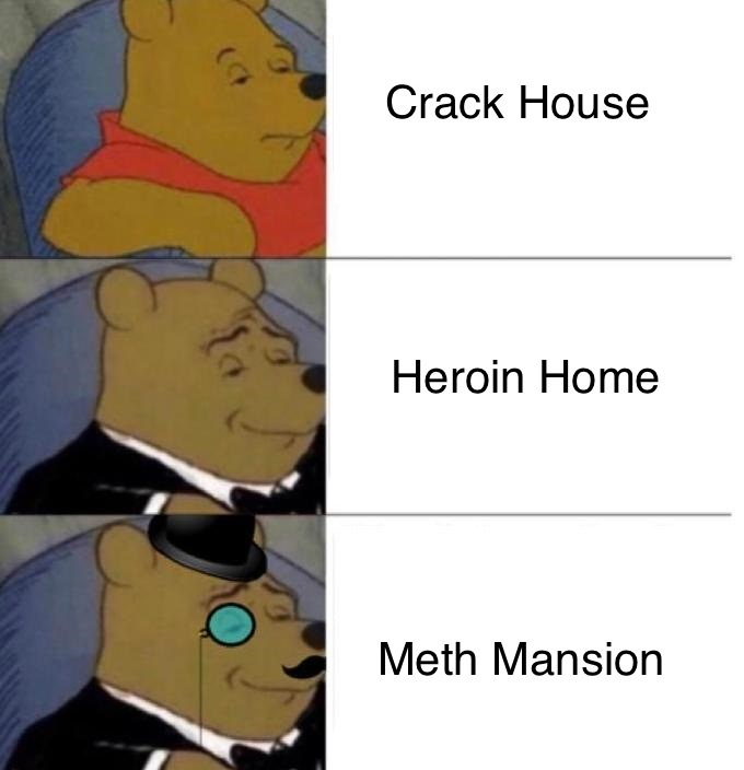 Don't of drugs kids - meme