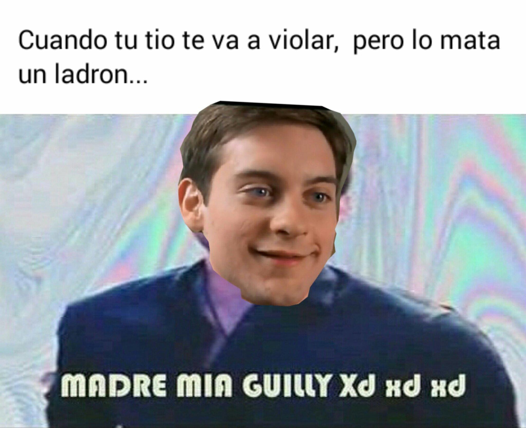 Madre mia Ben XdXXdDdDXD - meme