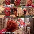 Peter foge q eh treta