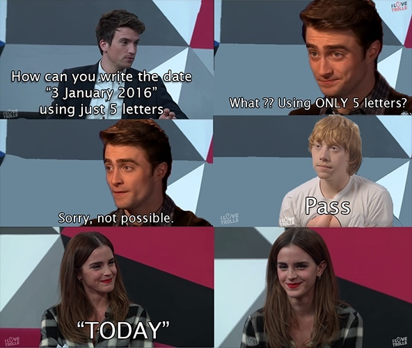 Emma Watson - meme