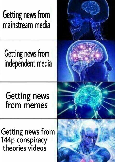 W O K E - meme