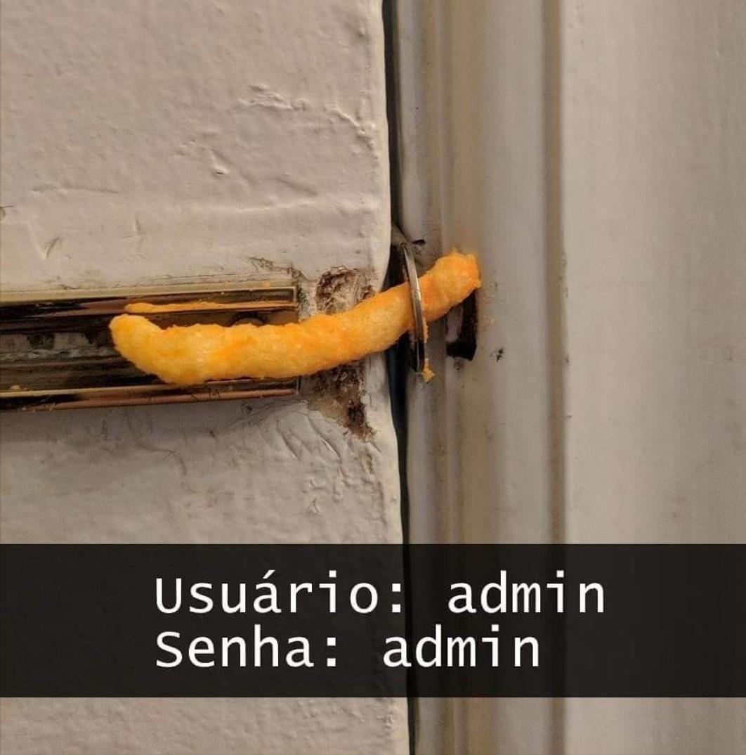 Malditos hackers - meme