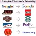 democracia é uma porra