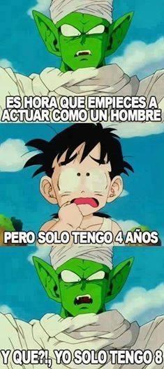 Piccolo - meme