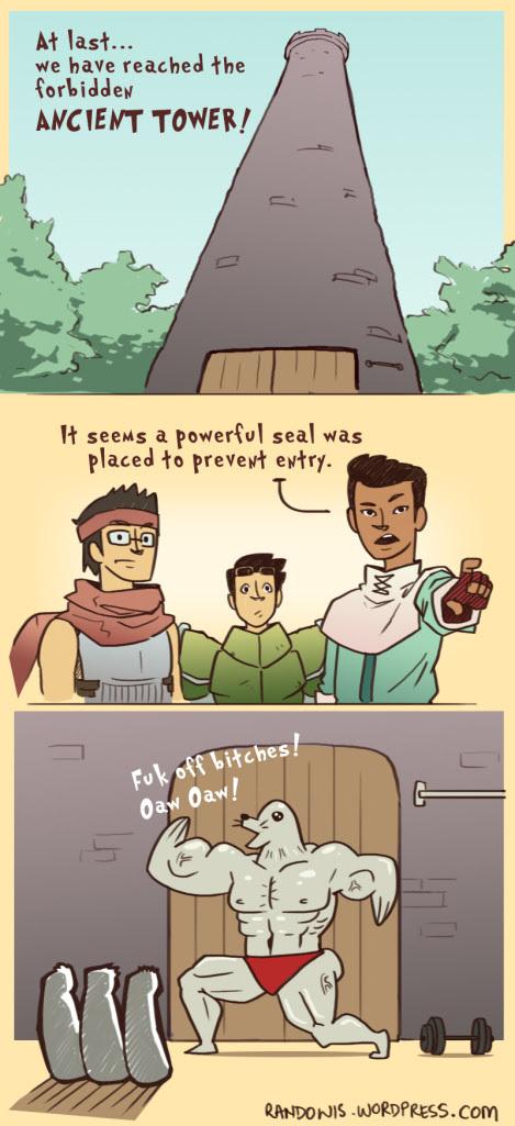 Those wizards weren't joking around - meme
