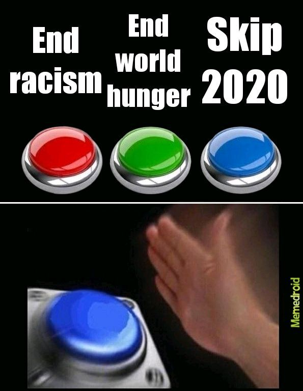 2020 be wack - meme