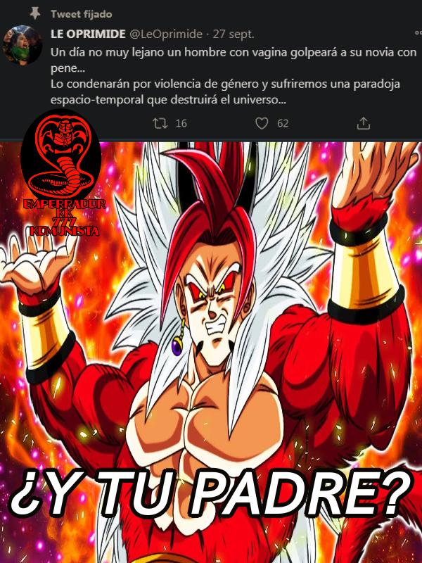 MANO ESTA ZORRA EXISTE EN TWITTER XD - meme