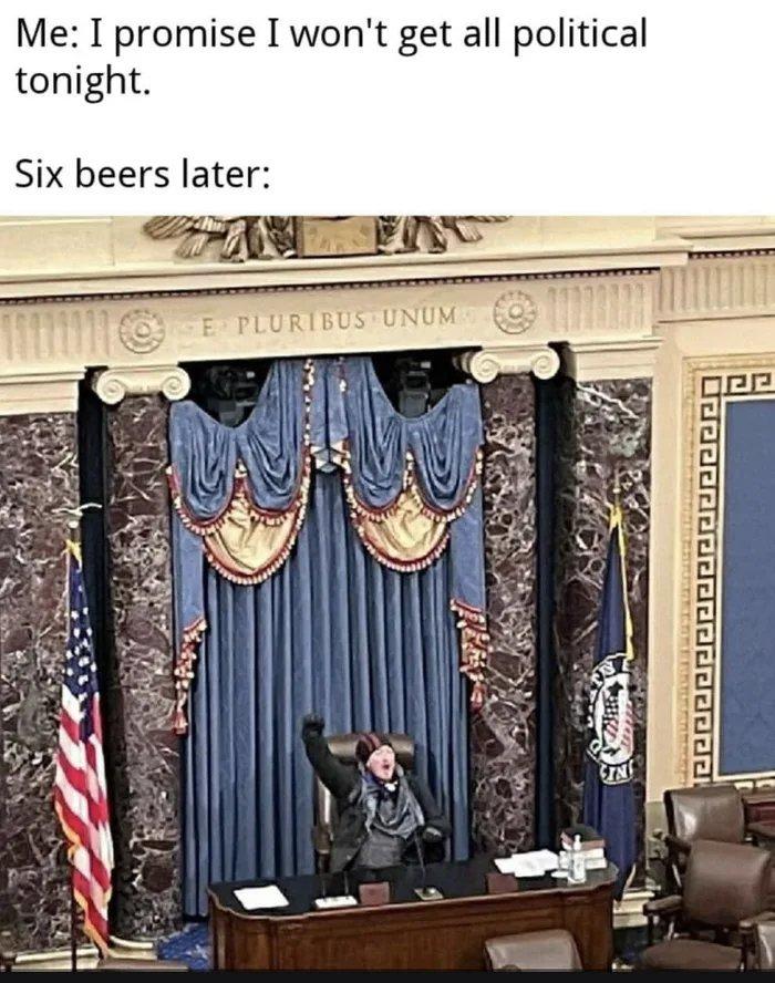 Hold my beer - meme