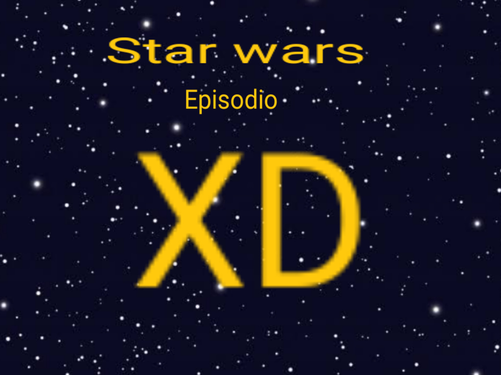 Star wars episodio 10500 - meme