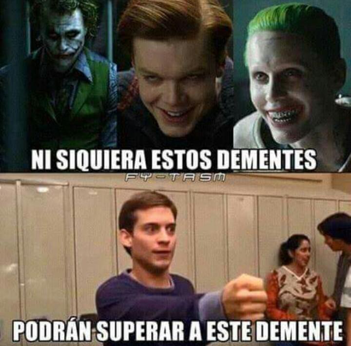 Parker - meme
