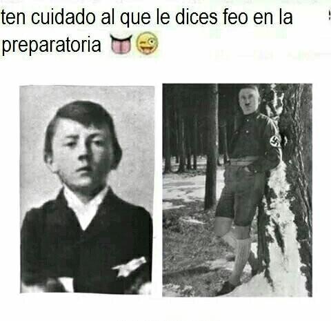 Adolf <3 - meme