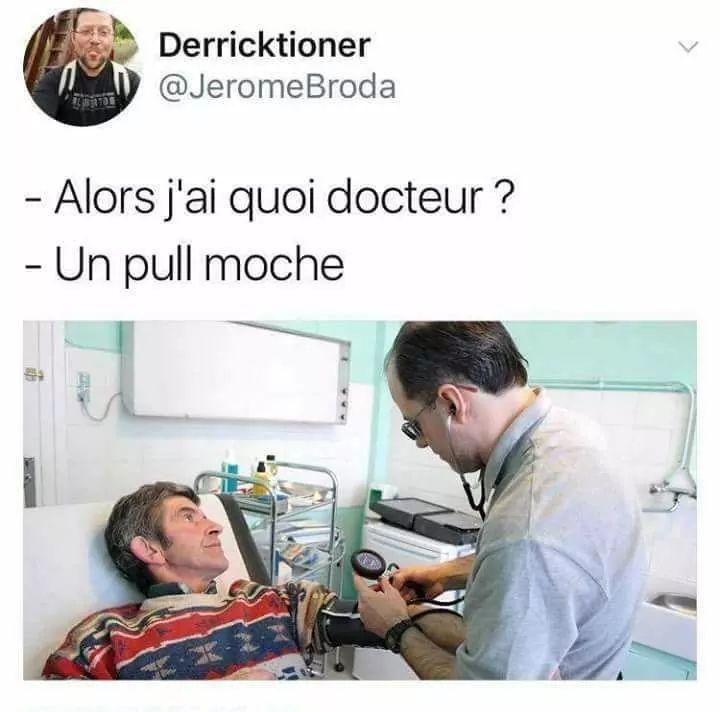 Docteur fdp le retour XD - meme