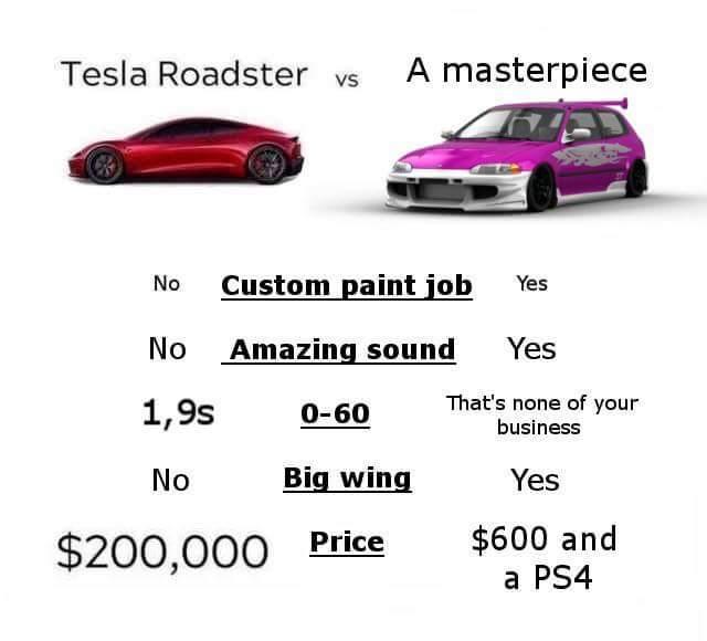 Audi is trash - meme