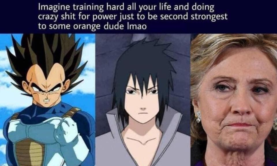 All orange mans is good - meme
