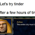 Tinder has changed me