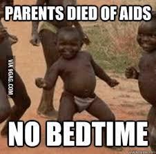 No bedtime - meme