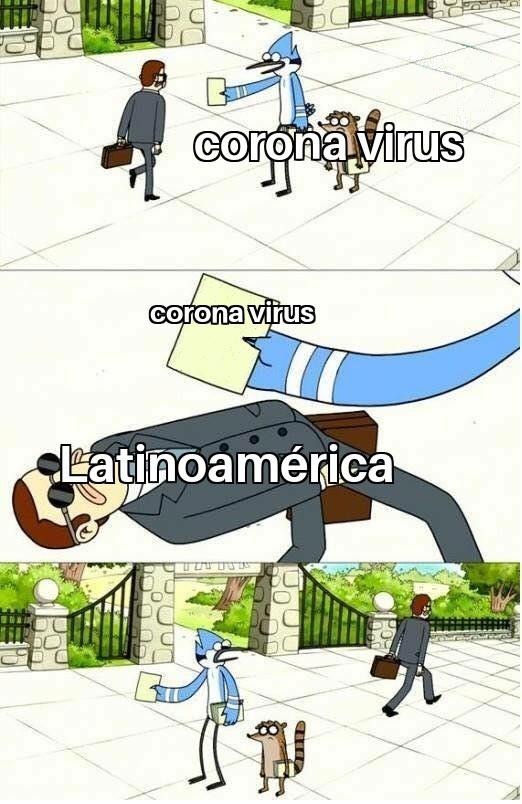 latinoamerica invensible - meme