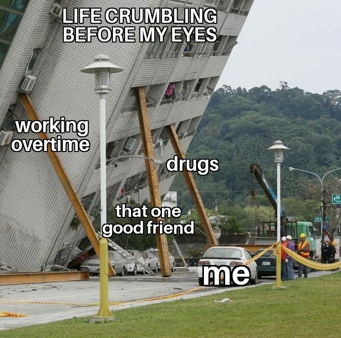 Game of life - meme