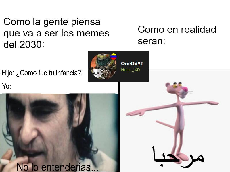 Como en realidad seran By: OneDdYT - meme