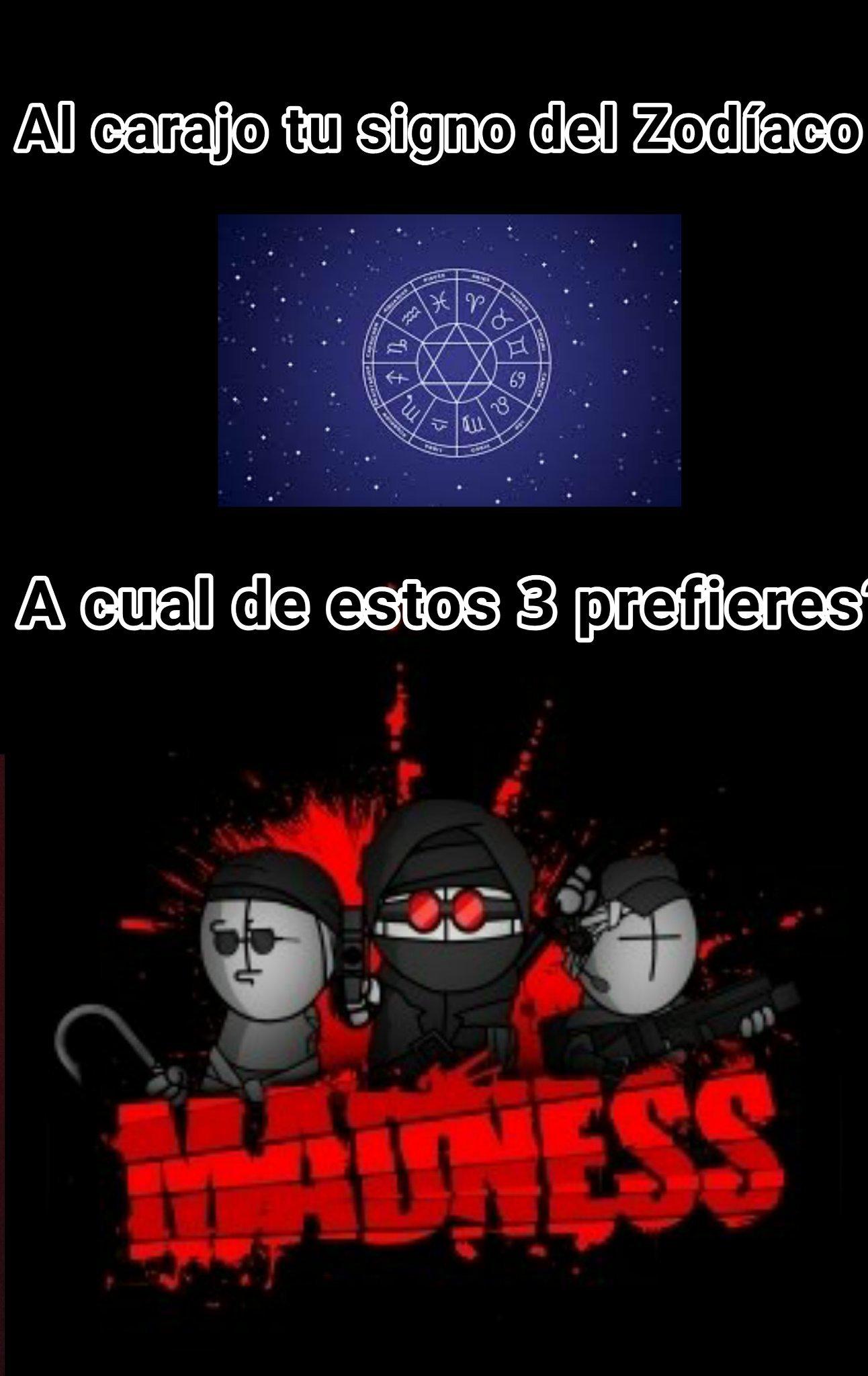 Madness combat - meme