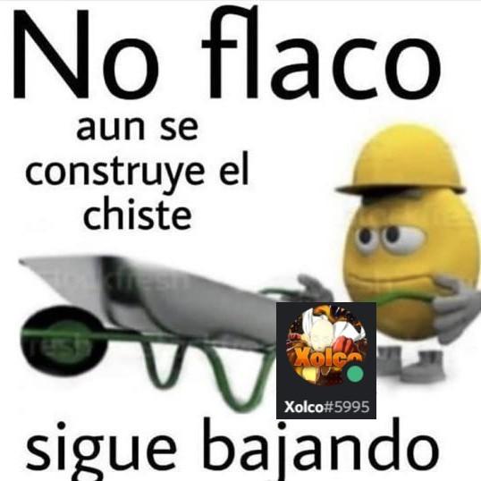 SIGA BAJANDO CAPO - meme