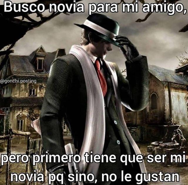 Leon facha - meme