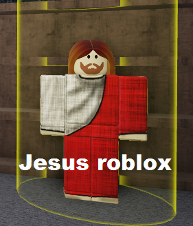 Jesus roblox - meme