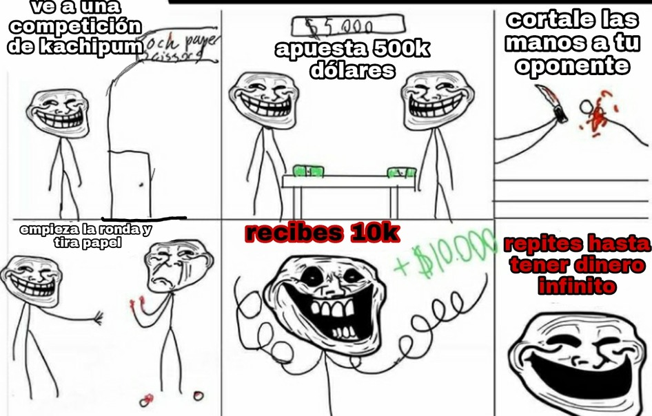 Le epic fraude al fisco - meme