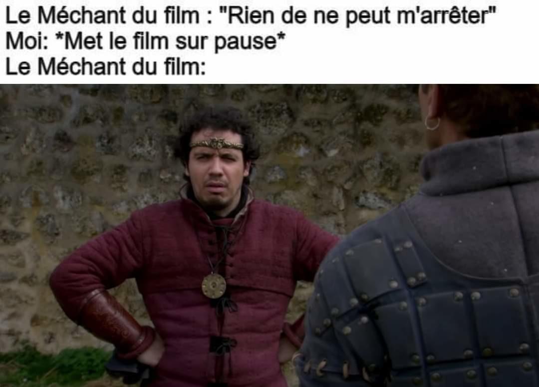 Kaamelott - meme