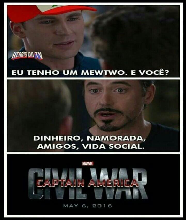 um mewtwo é um mewtwo :) - meme