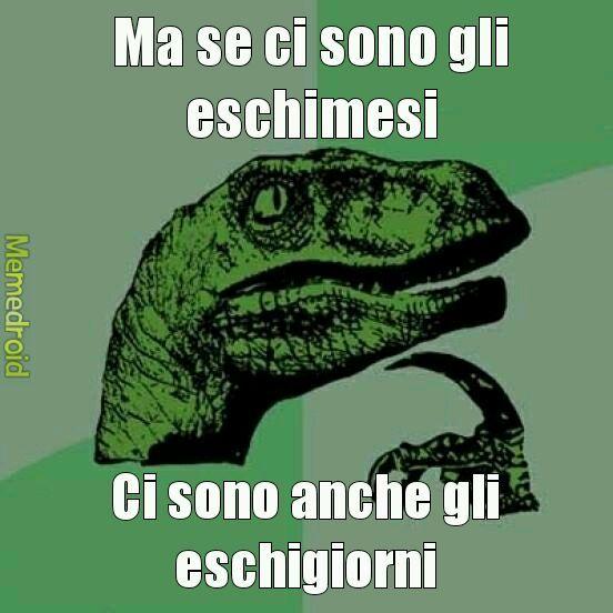 Eschianni - meme