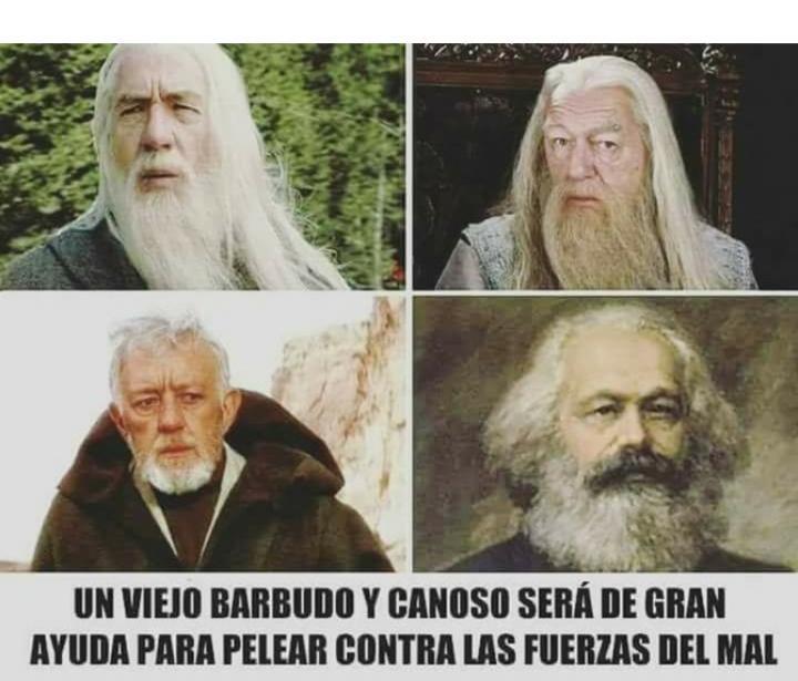 Don Carlos Marx - meme