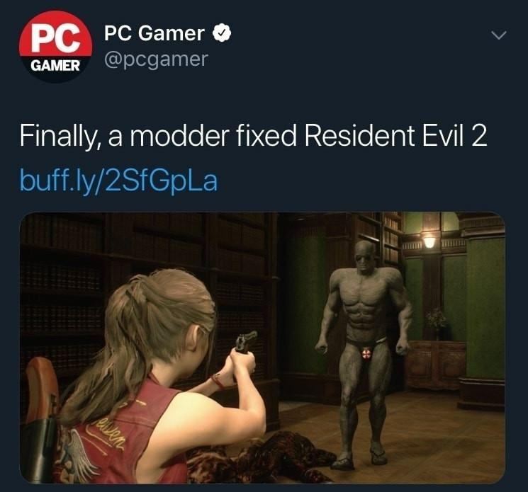 Truely the peak of modding - meme