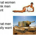 What men really want...