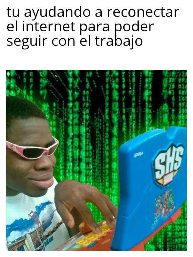 Hacerman - meme