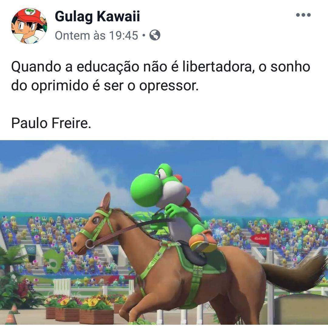 Mario burguês safado - meme