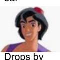 Aladdin be like