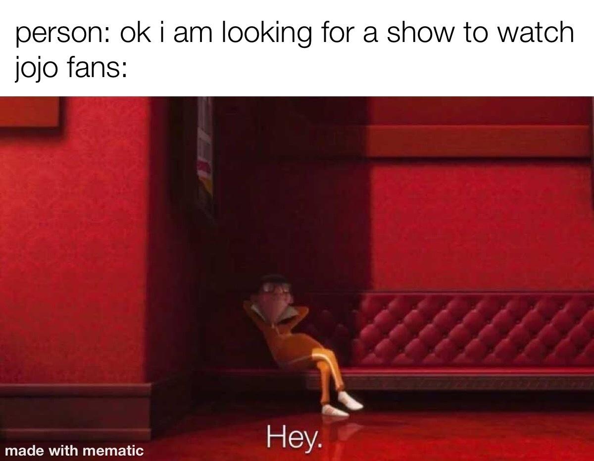 good show ngl - meme