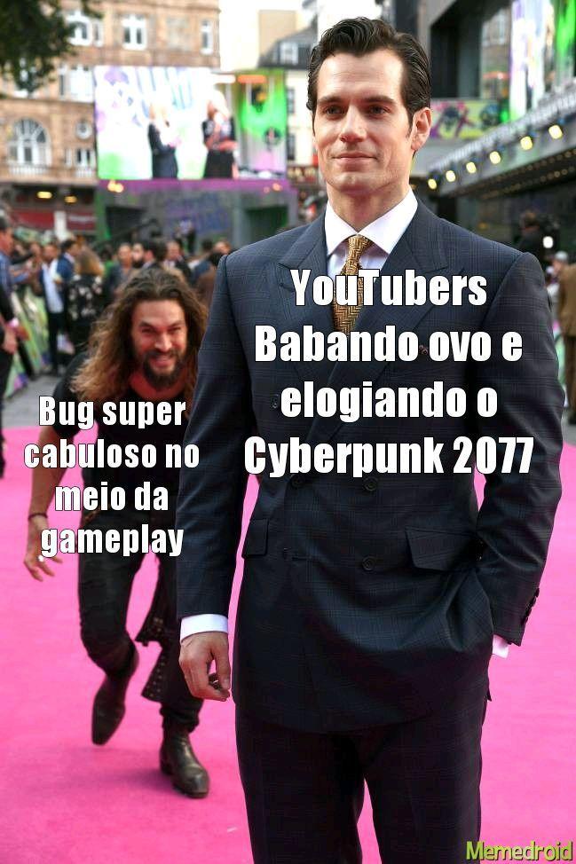 Saiberbug - meme