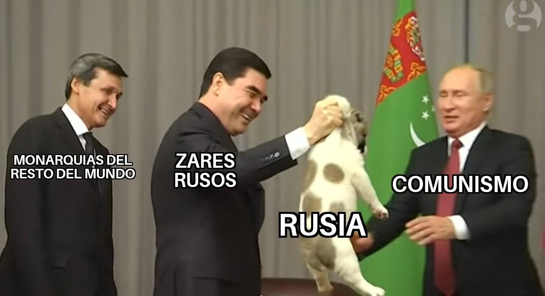 Al comunismo le gusta eso - meme