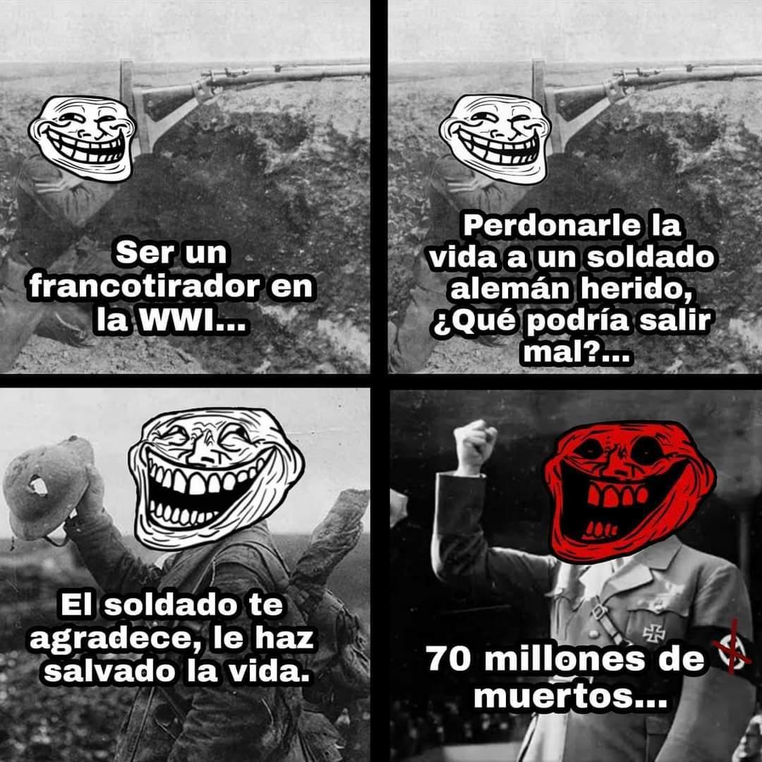 Es Hitler. - meme