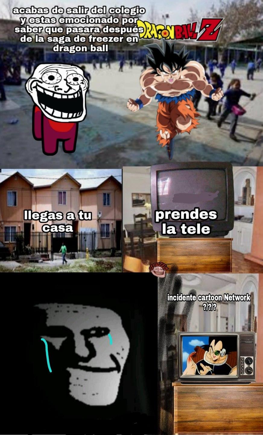 Cartoon Networks ql - meme