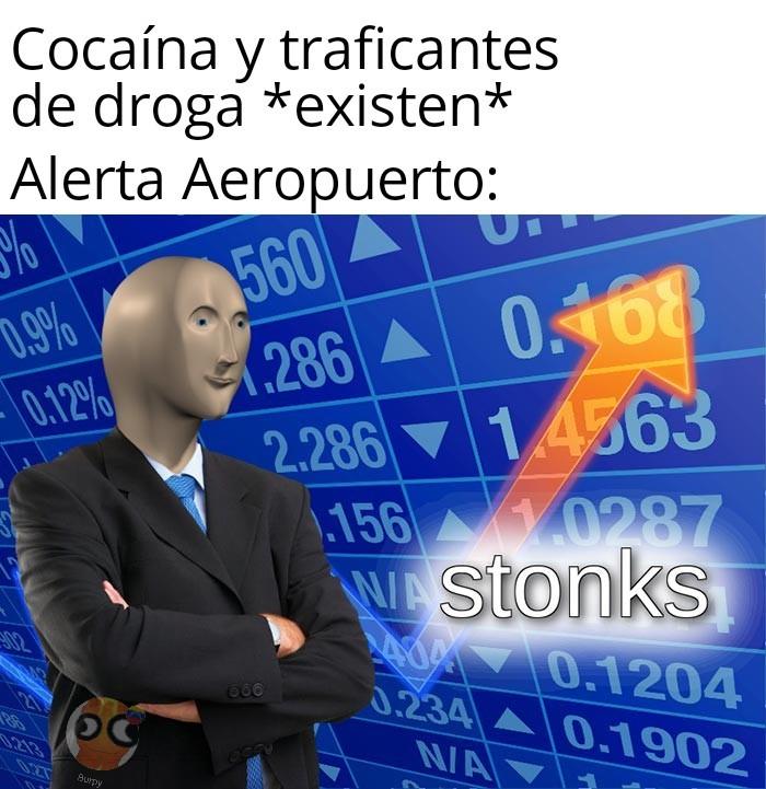"""Positivo para alcaloide de cocaína"" (creen que exista la posibilidad de monetizar los memes en un futuro?)"