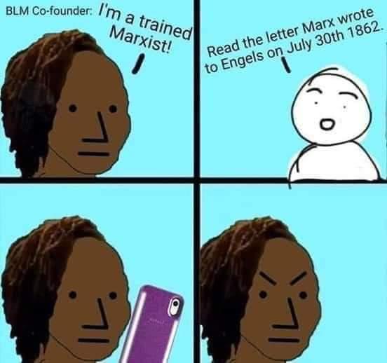 Karl the Racist - meme