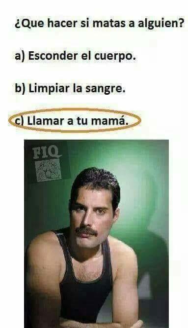 Bohemian Rhapsody - meme