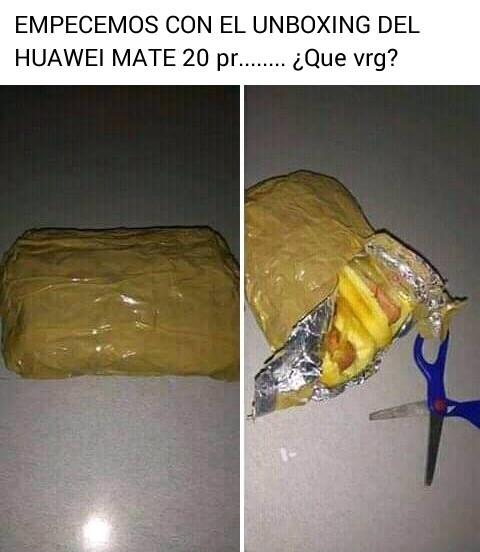 Mate 20 - meme